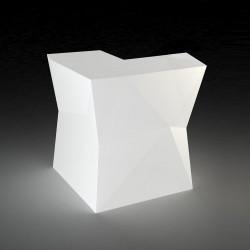 Bar d'angle Faz, Vondom Lumineux Led blanc