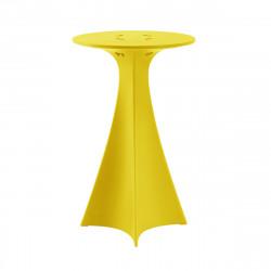 Mange debout Jet, Slide Design jaune D62xH100 cm