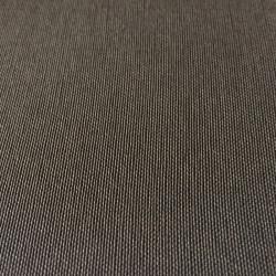Coussin pour fauteuil Lounge Solid, Vondom, tissu Silvertex, coloris Meteor