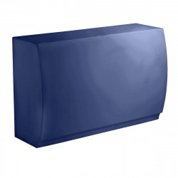 Bar Design Fiesta, module droit 180x80xH115cm, Vondom, Bleu Marine