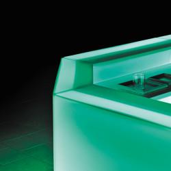 Bar Led RGBW Nola, module d'angle