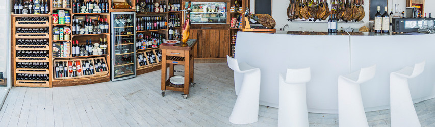 Bar & Tabouret