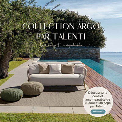 Découvrez la collection Argo par Talenti