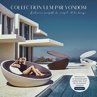 Découvrez la collection ULM par Vondom